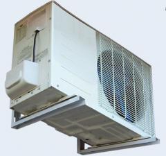 Soporte de pared para unidad exterior de aire