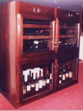 Depositories of wine