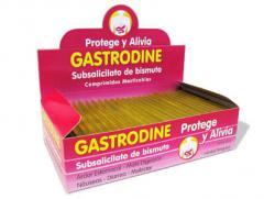 Comprimido masticable Gastrodine