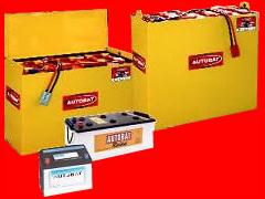 Baterias para Tracción Autobat