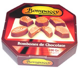 Chocolates y Bombones