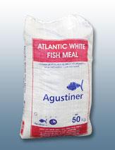 Harina de pescado blanca