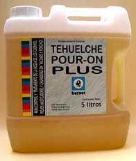 Antiparasitario Externo Tehuelche Pour - On Plus