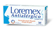 Antialérgico Loremex