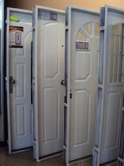 Puertas y portones de aluminio.