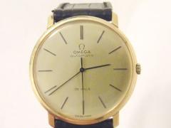 Reloj Omega de Oro 18K
