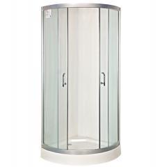 Hydromassage shower panels