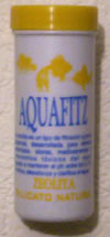 Aquafitz - Material Filtrante a Base de Zeolita