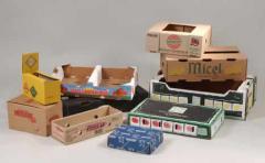 Envaces de carton corrugado