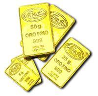 Metales preciosos: Oro