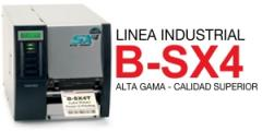 Impresora Industrial Toshiba TEC B-SX4