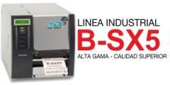Impresora de Termotransferencia Industrial TEC