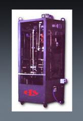 Etiquetadora de envases marca HIGA HS-3000