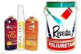 Esmaltes y pinturas para uso industrial