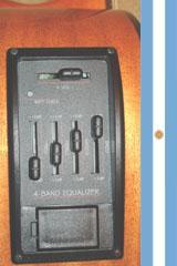 Ecualizadores activos 4 Bandas
