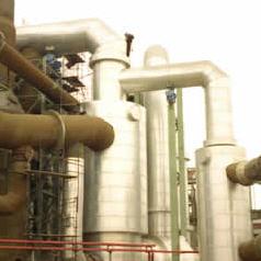 Equipos de Proceso para Plantas de Acido Sulfúrico