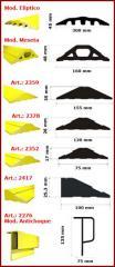 Reductores de Velocidad en PVC