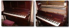 Ed Seiler Liegniz Kastner auto piano-