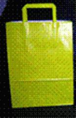 Bolsa de papel color Acuario