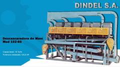 Descascaradora de Mani Modelo 102-60