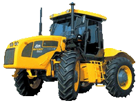 Tractor doble tracción 4 x 4