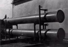 Condensador De Casco Y Tubos Tipo CCyT