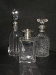 Botellones varios cristal
