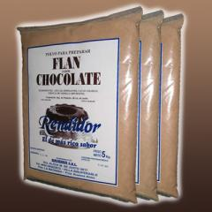 Flan Rendidor Chocolate