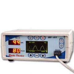 Oximetro de pulso Modelo OXI - 411