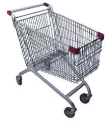 Carros y carretas para supermercados