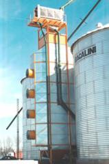 Grain-cleaning machines