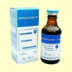 Antianémico, vitamínico, mineralizante en solución