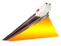 Calefaccion tubo radiante