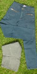 Pantalón de Jean elastizado