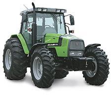 Tractor agco Allis 6.110 (109hp de potencia)