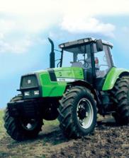 Tractor agco Allis 6.190 (195hp de potencia)