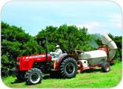Tractor Serie 200 - Fruteros (50 HP a 95 HP)