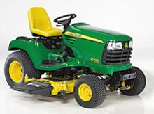 Tractor de Jardin X740 24 HP
