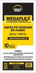 Asfalto oxidado Megaflex