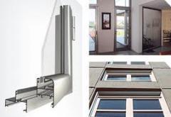 Sistemas de aberturas en aluminio