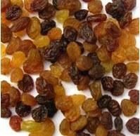 Pasas de uva (Sultanina s/semilla)