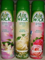 Airwick - Lysoform - Glade