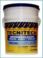 Tecnicover Color / Impermeabilizante frentes -