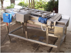 Machines and the equipment for gathering and