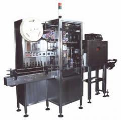 Máquinas para etiquetado Makpack Sleematik