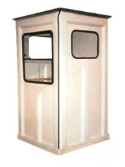 Koruma kabini