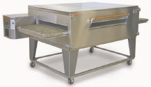 Gas conveyor oven XLT 3255 TS3 Quilet fire