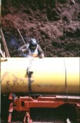 Túneles con hincado de tubo camisa y extraccion de