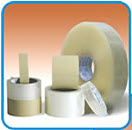 Tape, textile, for packing