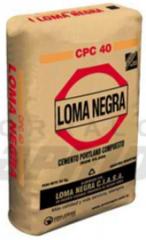 Bolsas - Cemento Loma Negra